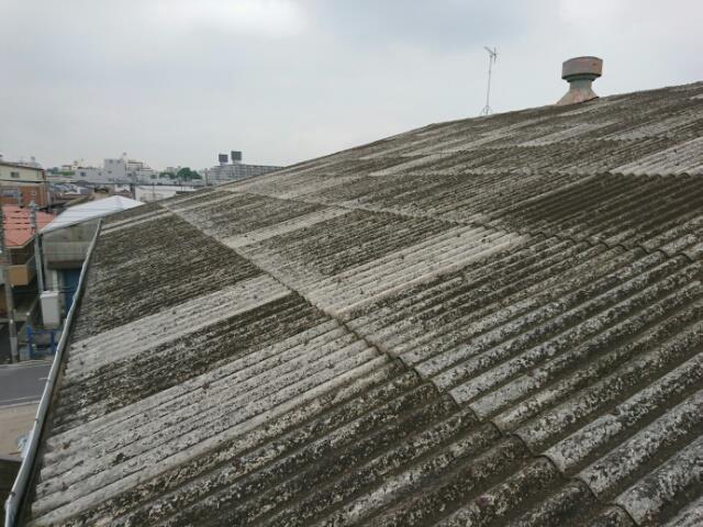 屋根(施工前)
